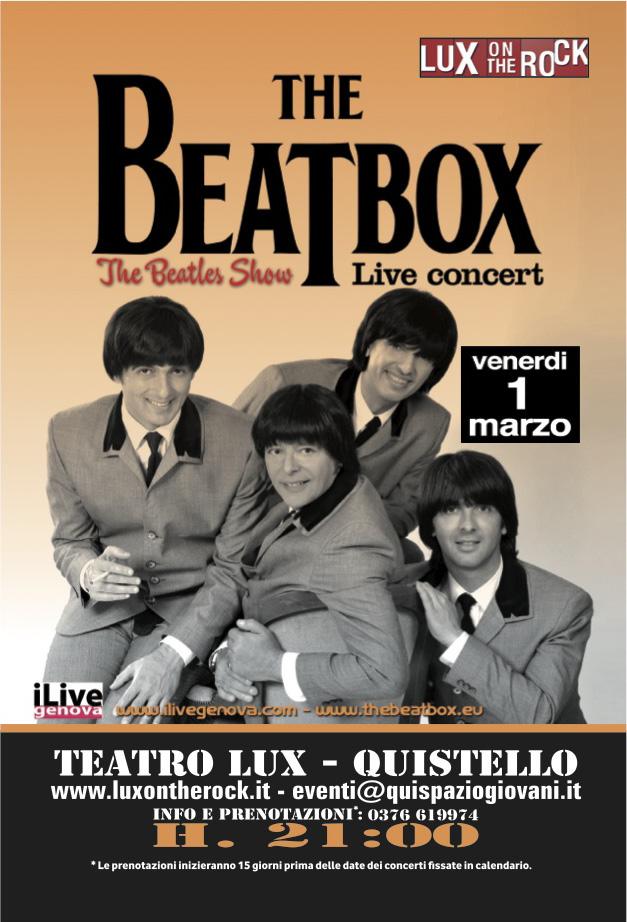 Concerto Beatbox