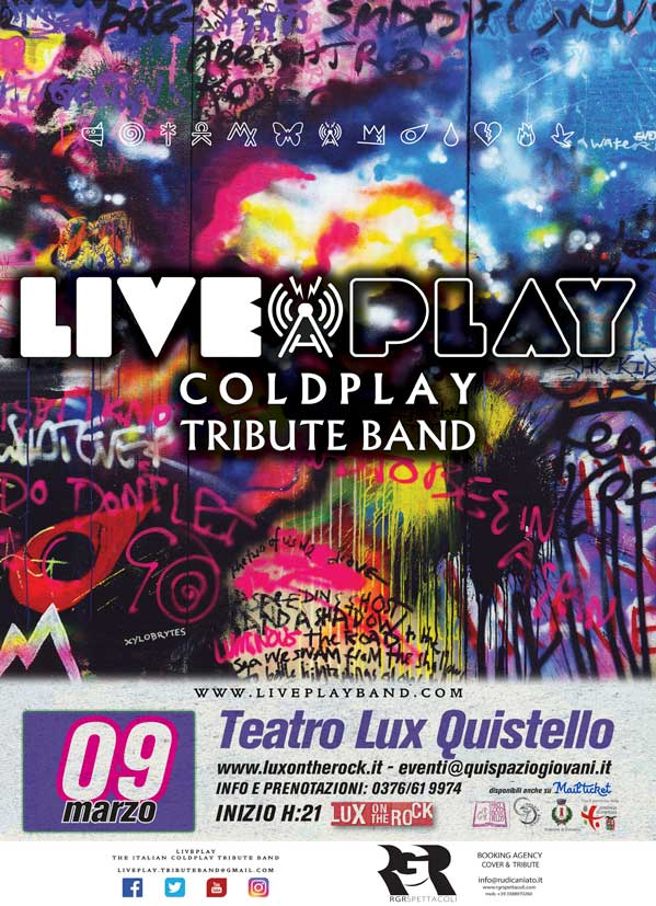 Cover Band Tributo ai Coldplay