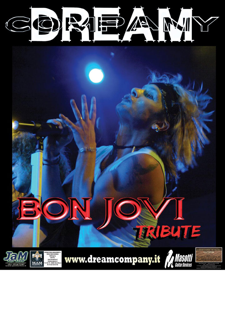 Dream Company, tributo a Bon Jovi