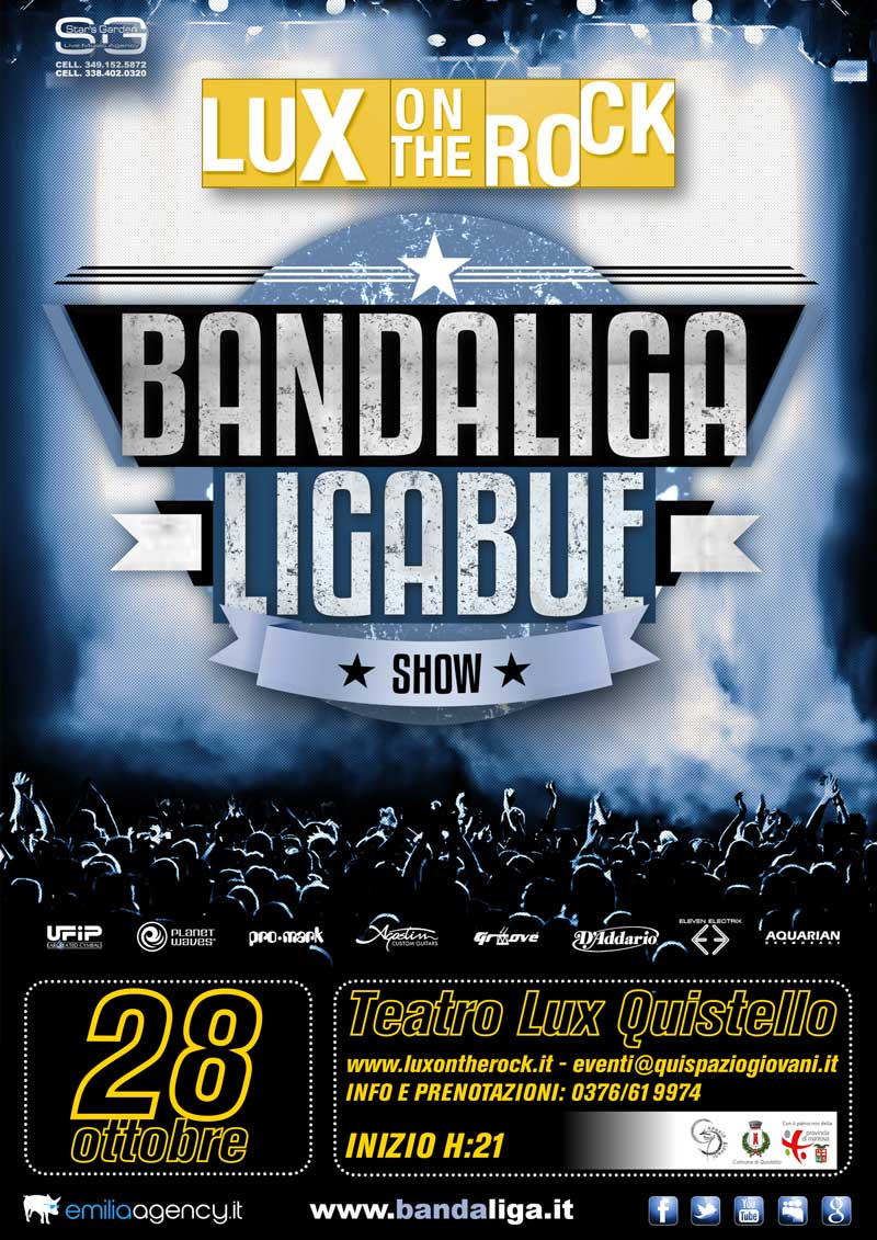 Cover Band Tributo a Ligabue