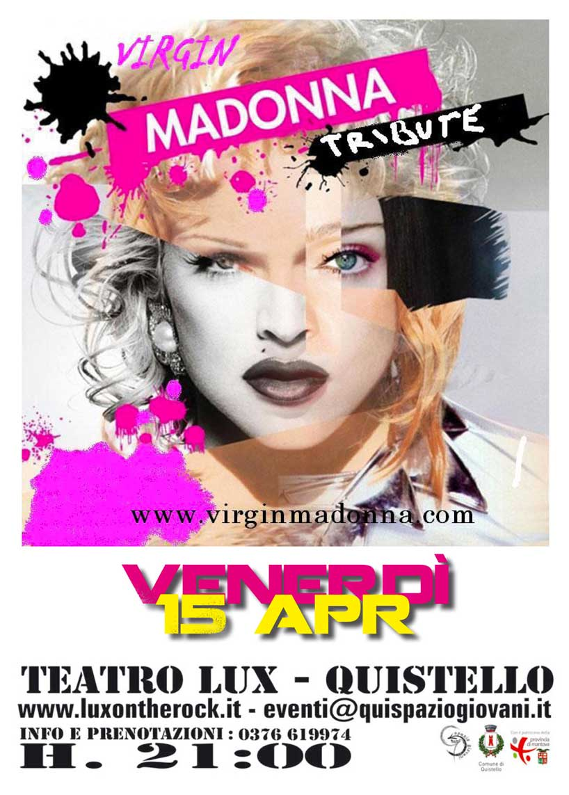 Cover Band Tributo a Madonna