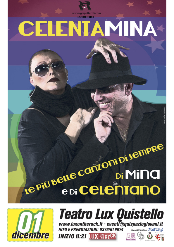 Cover Band Tributo a Mina e Celentano