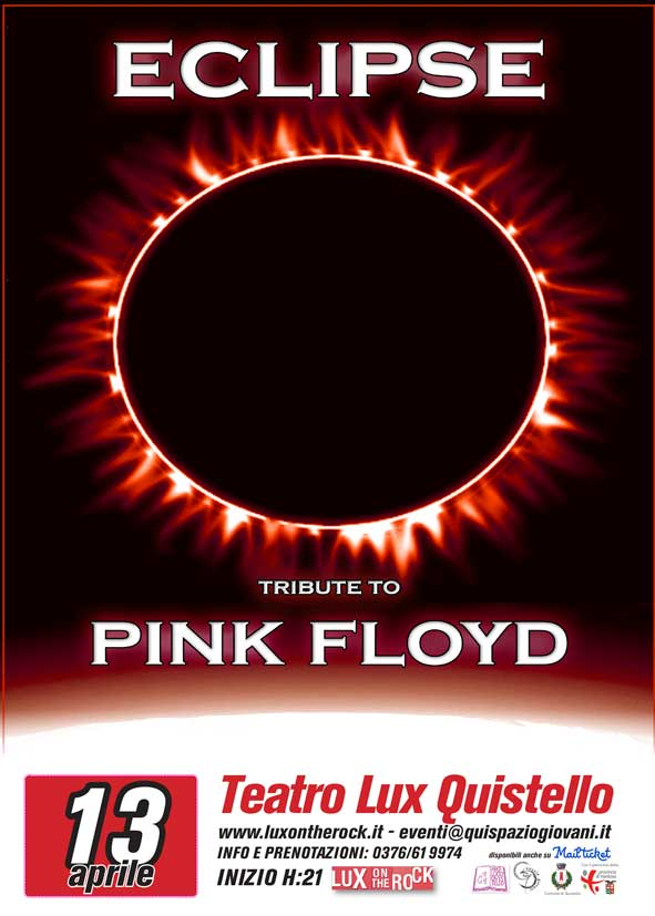 Cover Band Tributo ai Pink Floyd