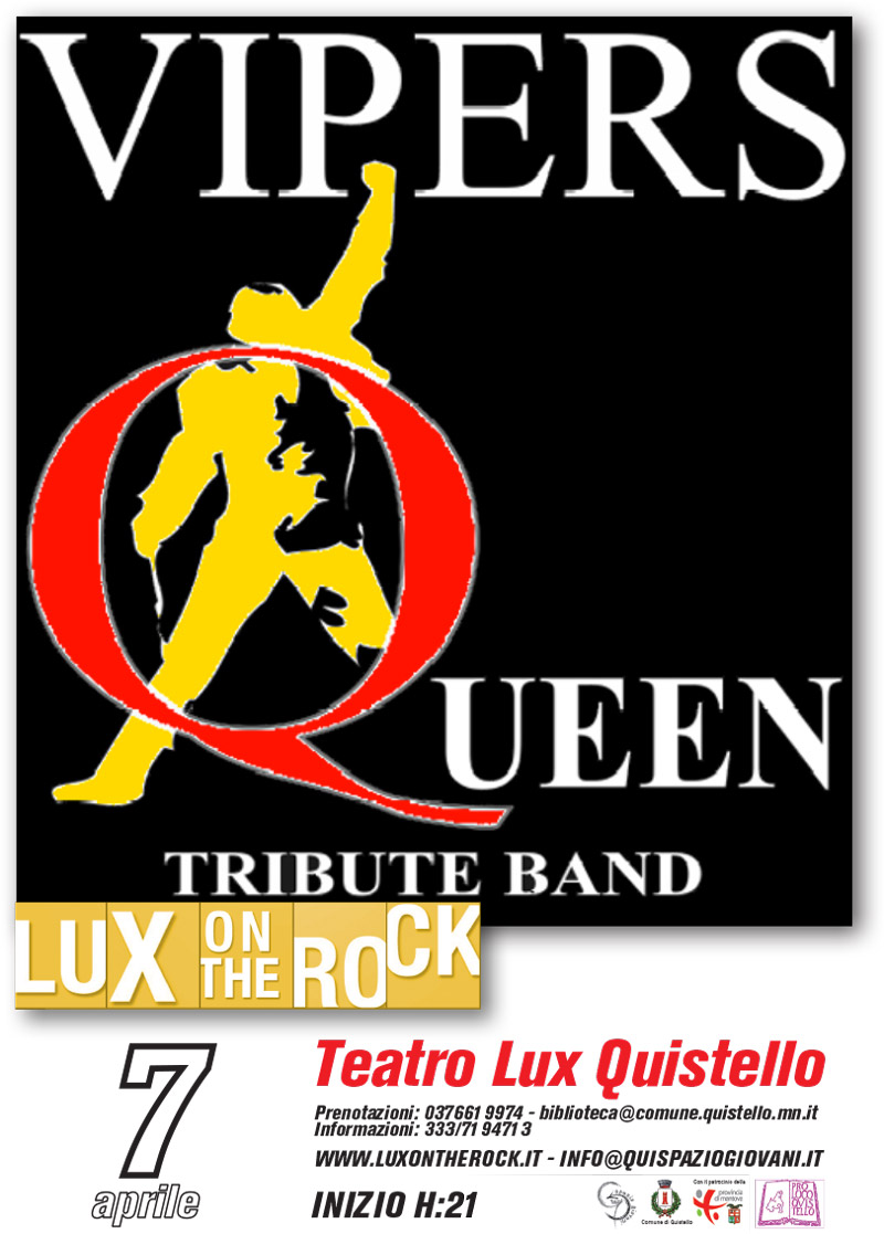 Cover Band Tributo ai Queen